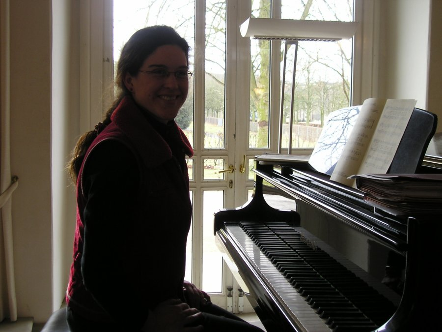 2006-02-18 und 02-19 Junge Chorgemeinschaft Probenwochenende Weikersheim 009
