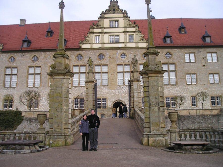 2006-02-18 und 02-19 Junge Chorgemeinschaft Probenwochenende Weikersheim 012