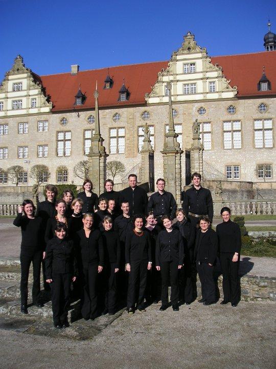 2006-02-18 und 02-19 Junge Chorgemeinschaft Probenwochenende Weikersheim 020
