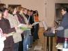 2006-02-18 und 02-19 Junge Chorgemeinschaft Probenwochenende Weikersheim 030