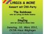 2012-03-10 Konzert mit Rainbows
