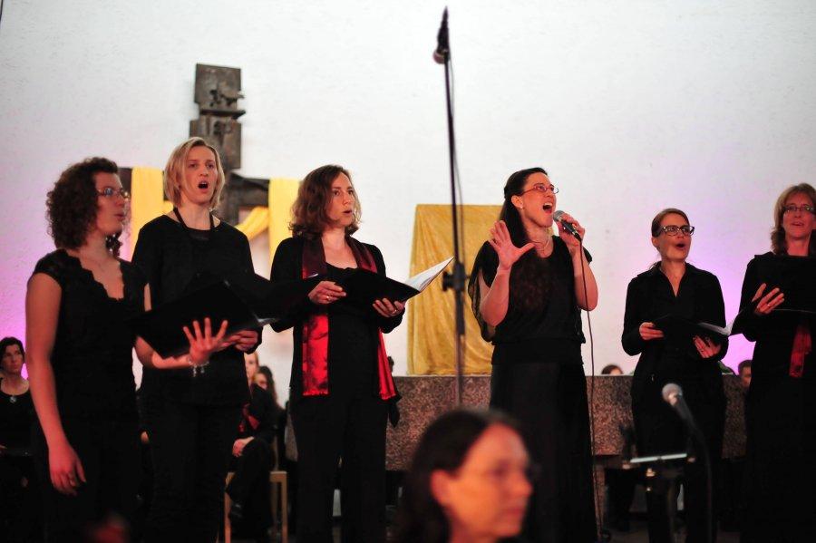 2015-04-26 Jubiläums-Konzert in Möglingen 100